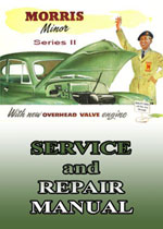 Morris Minor Series 2, 1953-1956 Workshop Repair Manual