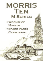 Morris Ten M Series Workshop Manual